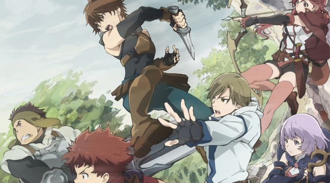 Grimgar: Ashes and Illusions – Anime Review