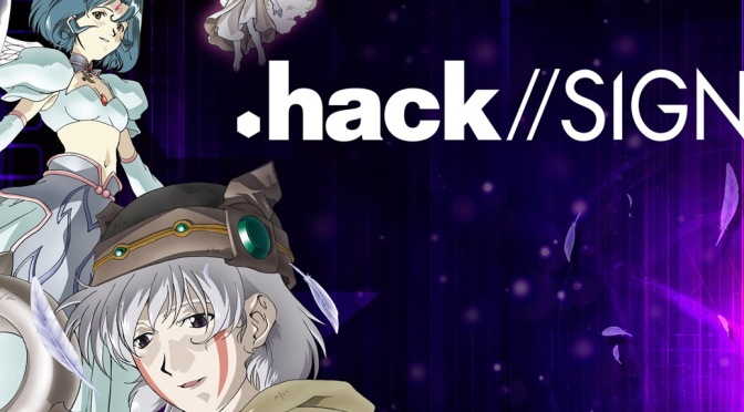 .hack//Sign – Anime Review