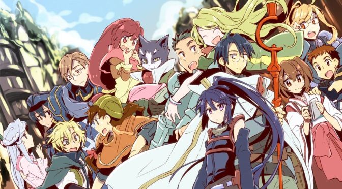 Log Horizon 2 – Anime Review