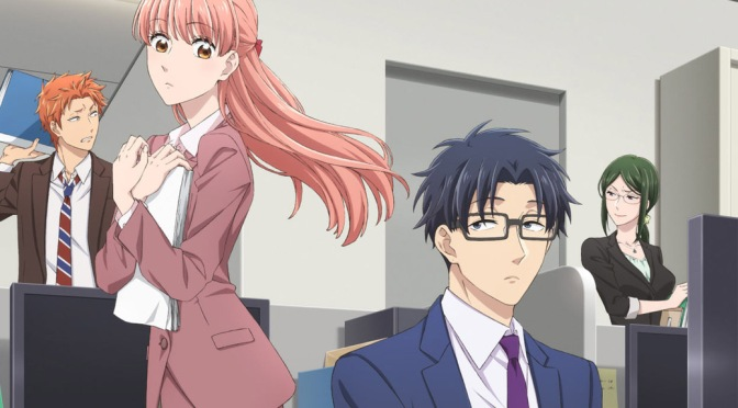 Wotakoi: Love is Hard for Otaku– Anime Review
