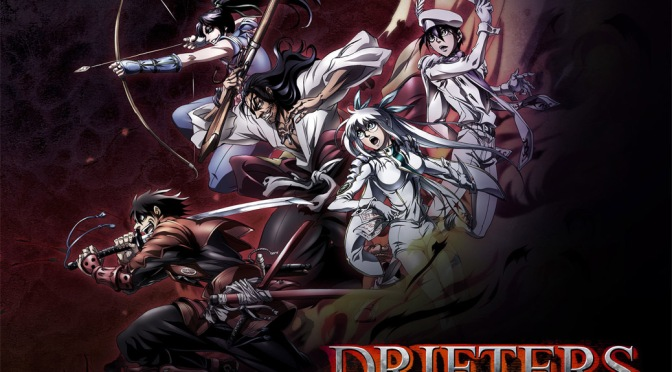 Drifters – Anime Review