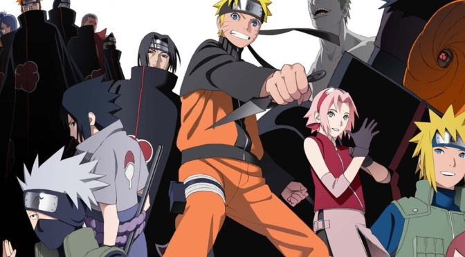 Naruto: Shippuden – Anime Review