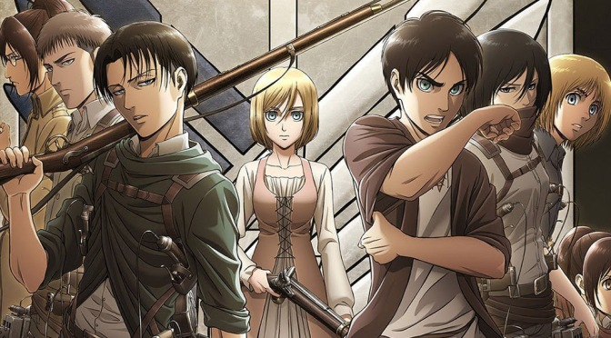 Attack on Titan: Season 3 – Anime Review