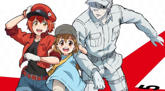 Cells at Work! – Anime Review
