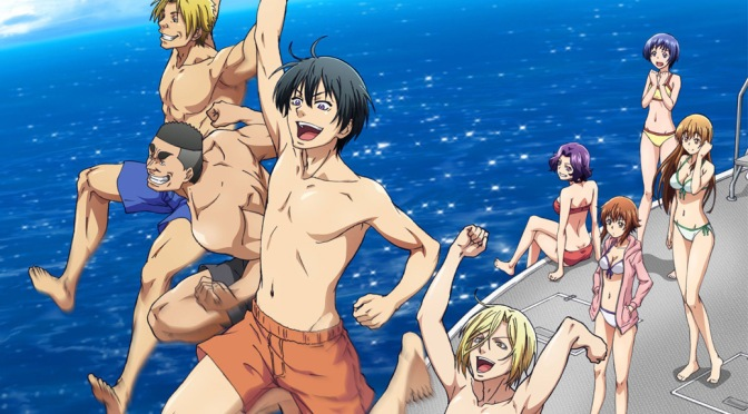 Grand Blue – Anime Review