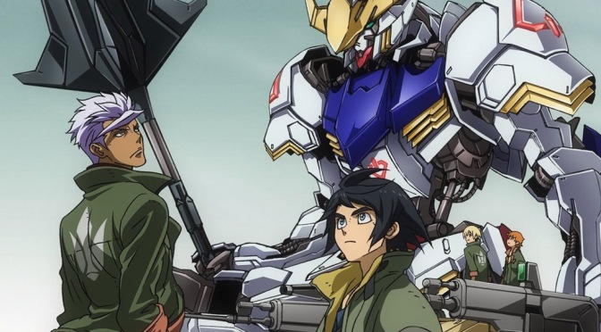 Mobile Suit Gundam: Iron-Blooded Orphans – Anime Review