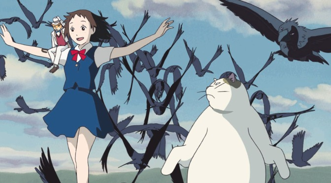 The Cat Returns – Anime Review