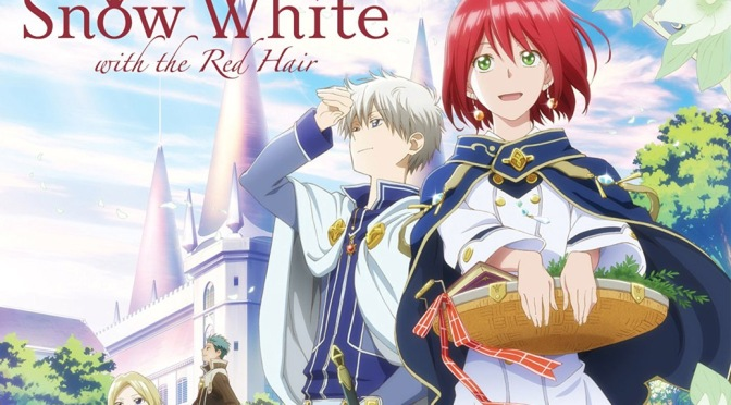 Snow White with the Red Hair – Anime Review