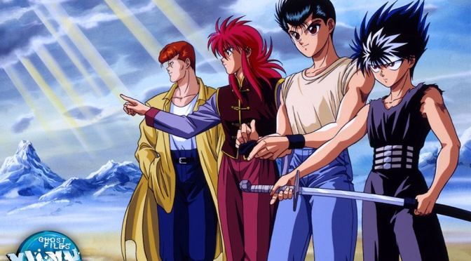Yu Yu Hakusho: Ghost Files – Anime Review