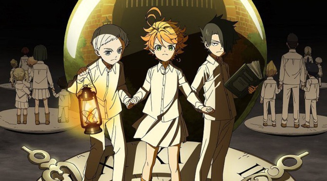 The Promised Neverland – Anime Review