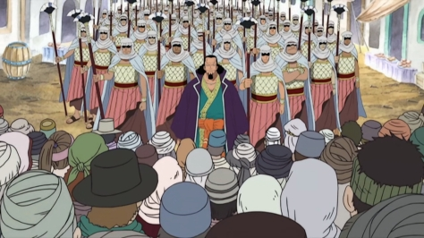 One Piece: Alabasta Arc (Season 4) - Anime Review ...