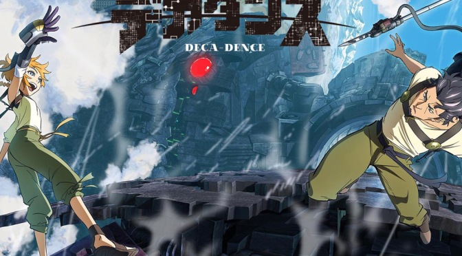 Deca-Dence – Anime Review