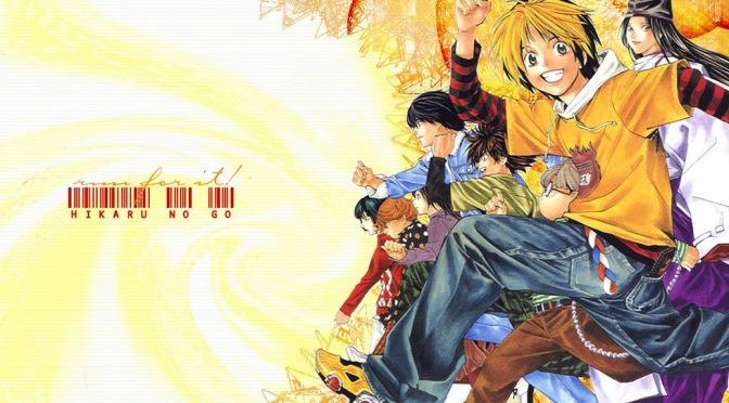 Hikaru no Go – Anime Review