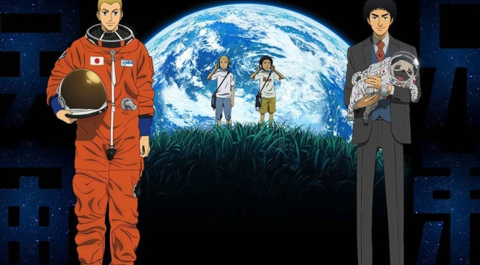 Space Brothers – Anime Review