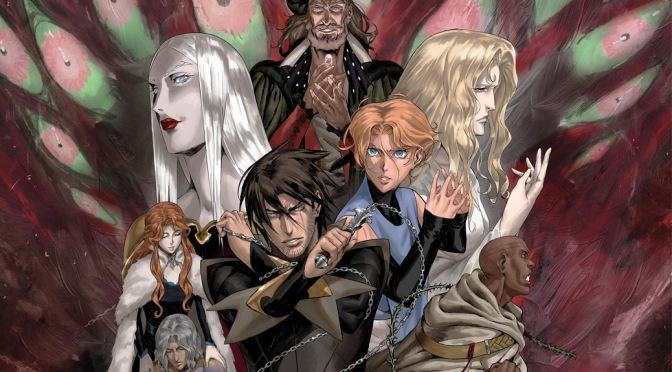 Castlevania – Full Series Review