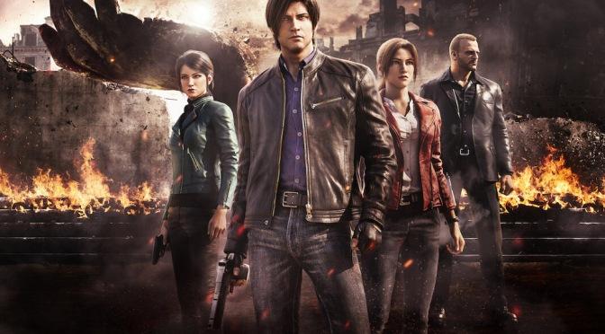 Resident Evil: Infinite Darkness – Anime Review